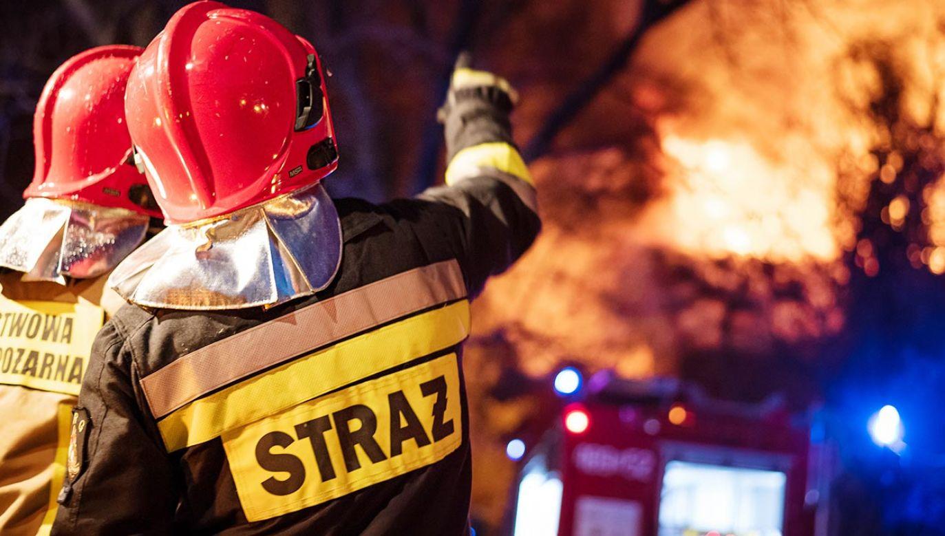 Brak informacji o osobach poszkodowanych (fot. Shutterstock; zdjęcie ilustracyjne)