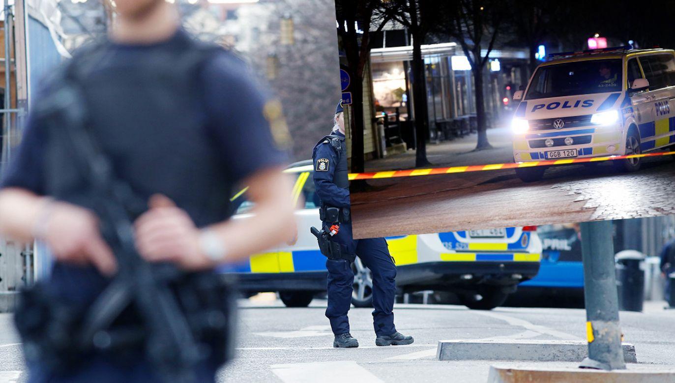 Nie odnotowano ofiar smiertelnych (fot. Johan Jeppsson/Bloomberg via Getty Images; Reuters)