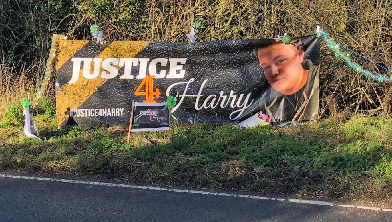 Harry Dean zginął w wypadku spowodowanym przez żonę dyplomaty (fot. TT/Martin Heath)