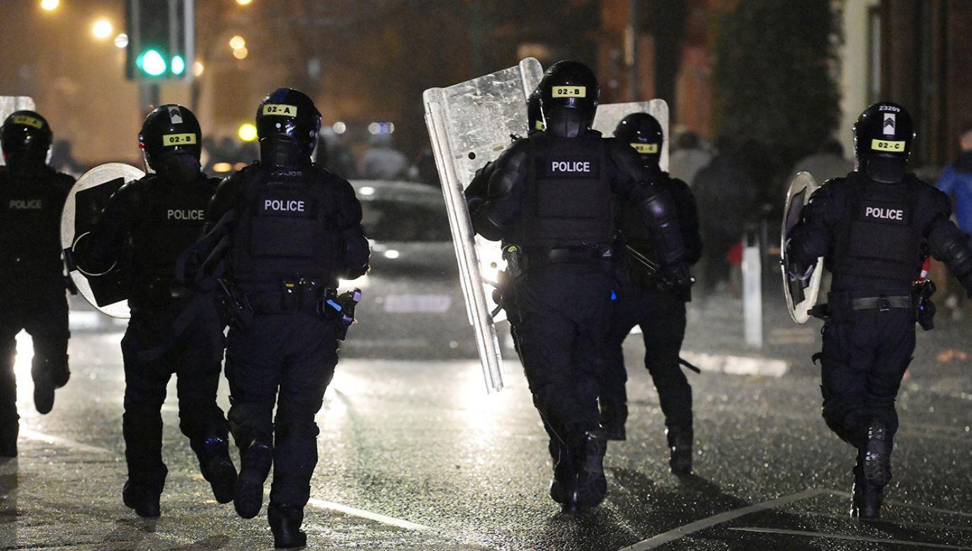 Zdaniem policji tak poważnych aktów przemocy nie było od lat (fot. Charles McQuillan/Getty Images)