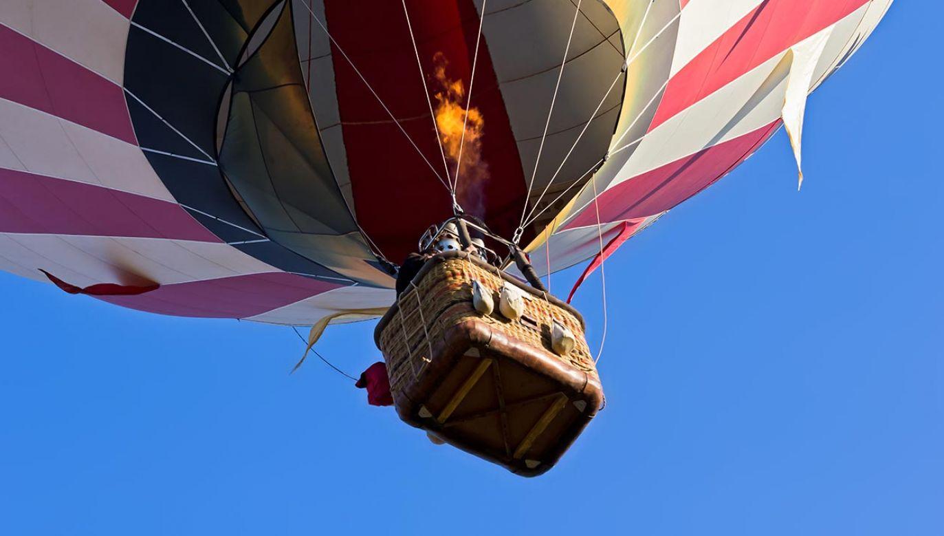 Mężczyzna był członkiem zespołu zajmującego się lotami (fot. Shutterstock/TOM KAROLA)