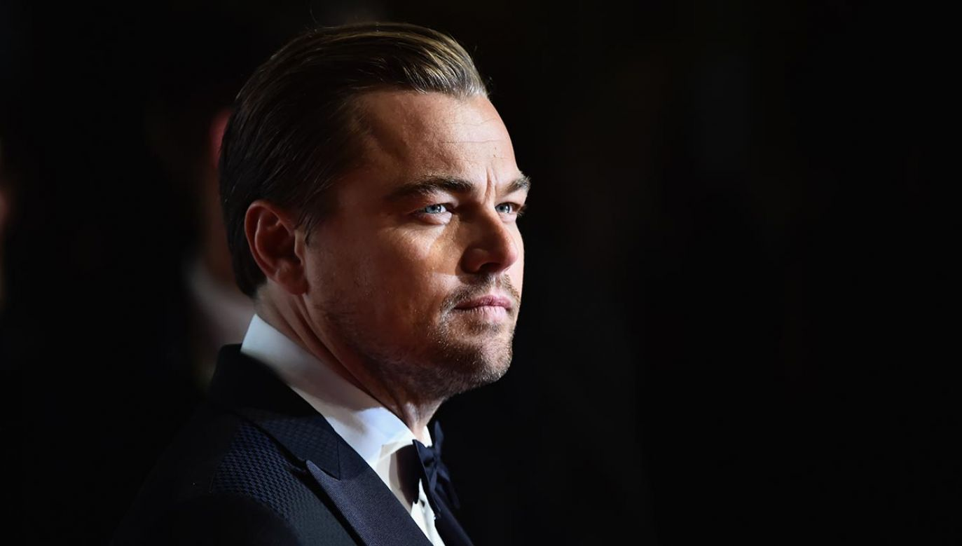 Leonardo DiCaprio (fot.  Gareth Cattermole/Getty Images)
