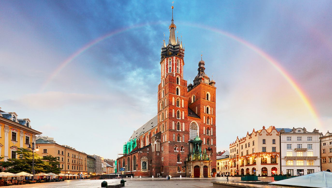 """""""Atrakcjami najchętniej odwiedzanymi przez zagranicznych turystów są obiekty wpisane na listę UNESCO"""" (fot. Shutterstock/TTstudio)"""