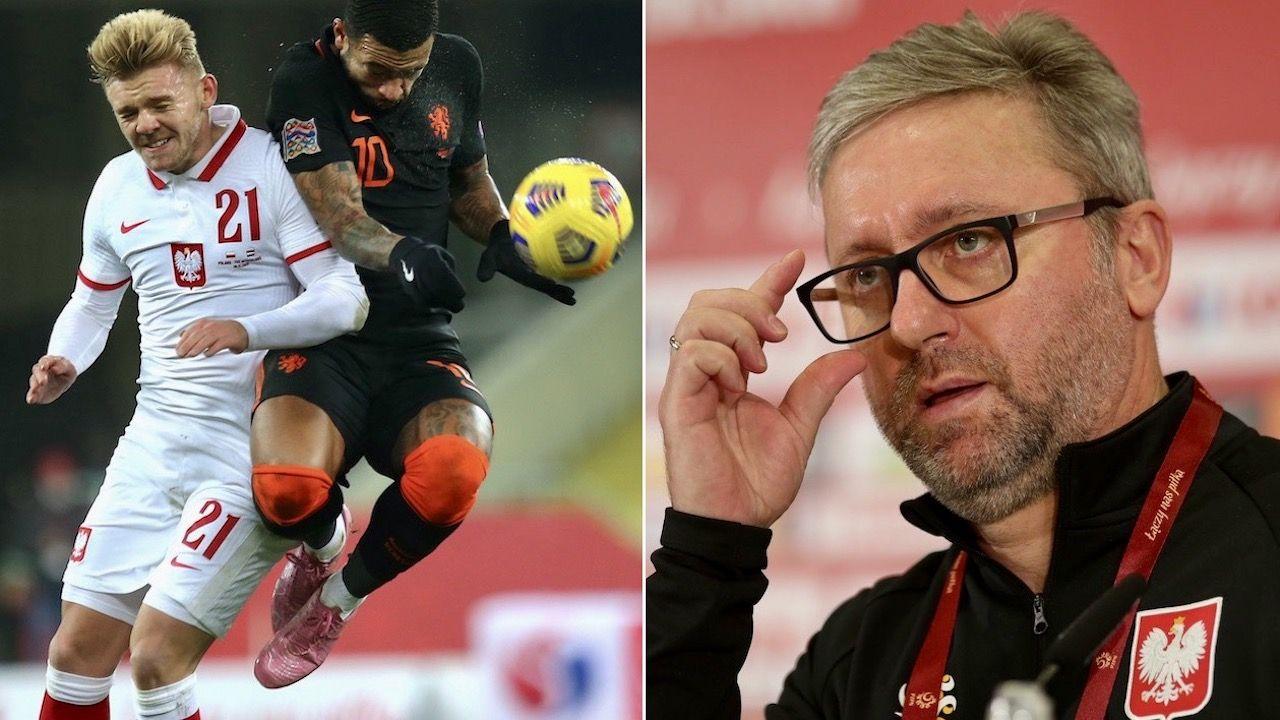 Kamil Jóźwiak to największy wygrany w drużynie Jerzego Brzęczka (fot. PAP/Andrzej Grygiel (2)