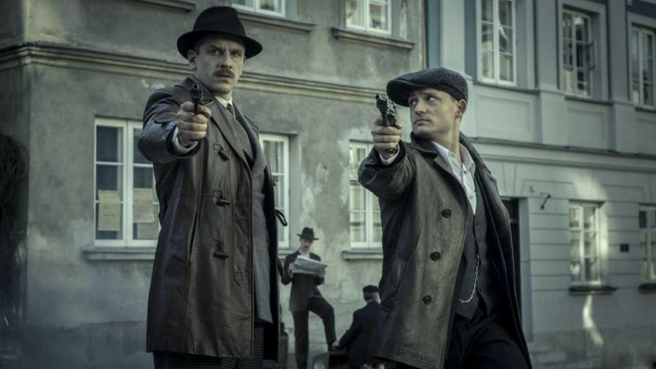 Zdjęcia do filmu kręcone były w Warszawie (fot. TVP)