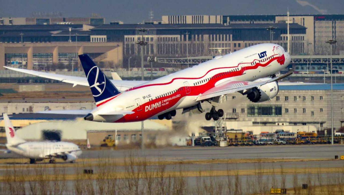 PLL Lot wznowią loty 1 czerwca (fot. Wiki 4.0/N509FZ)