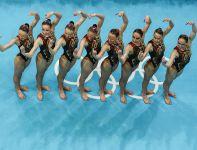 Bez niespodzianki. Rosjanki zdobyły złoto w pływaniu synchronicznym (fot. Getty Images)