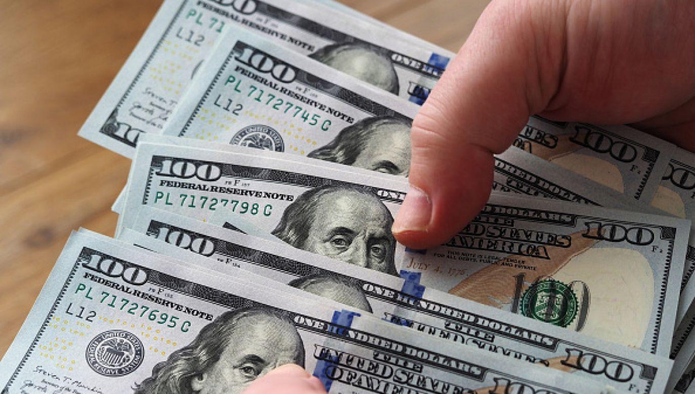 USA straciły za sprawą oszustów ponad 400 mld dolarów (fot. Getty Images)
