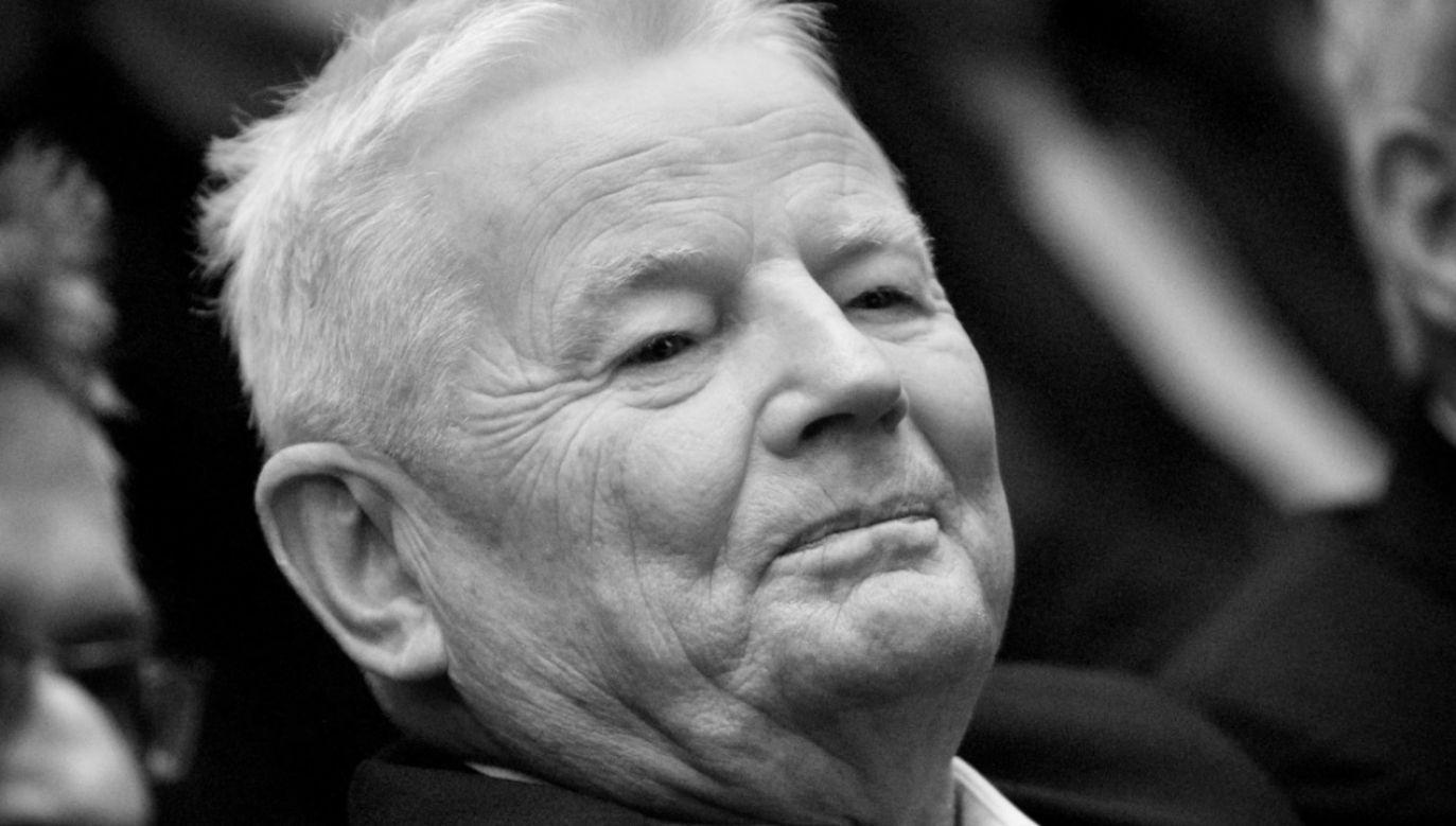 Śląski Uniwersytet Medyczny poinformował, 24 bm. o śmierci profesora Kokota (fot. PAP/Łukasz Szostek)
