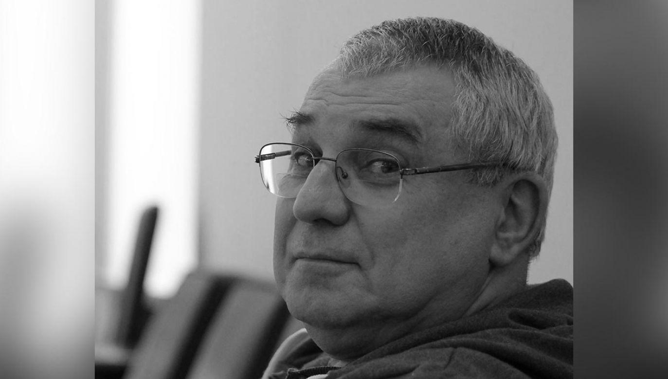 Tadeusz Peńsko miał 65 lat (fot. Facebook)