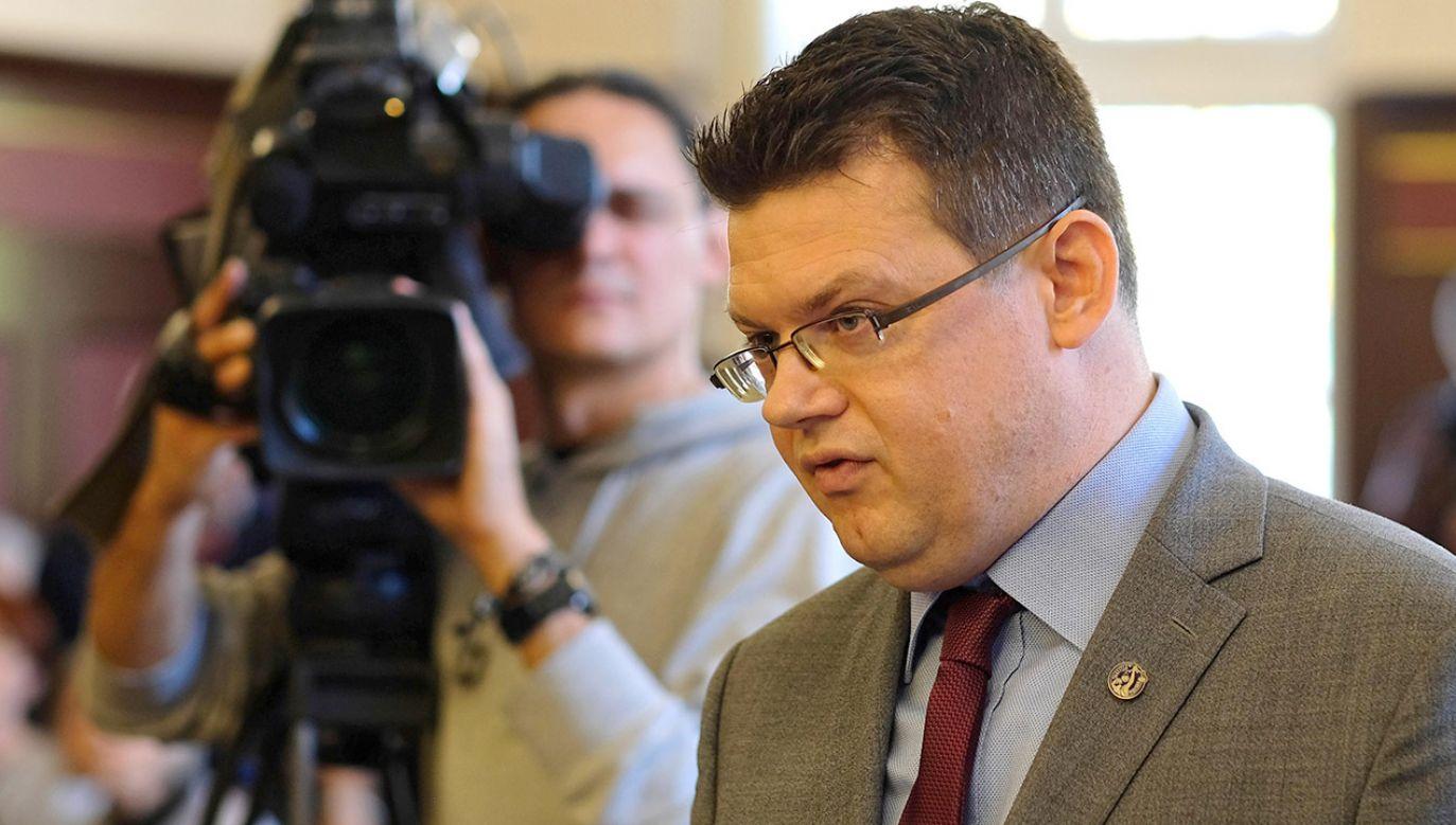 Chodzi o niedopełnienie obowiązku stawienia się na wezwanie w charakterze świadka  (fot. arch.PAP/Andrzej Grygiel)