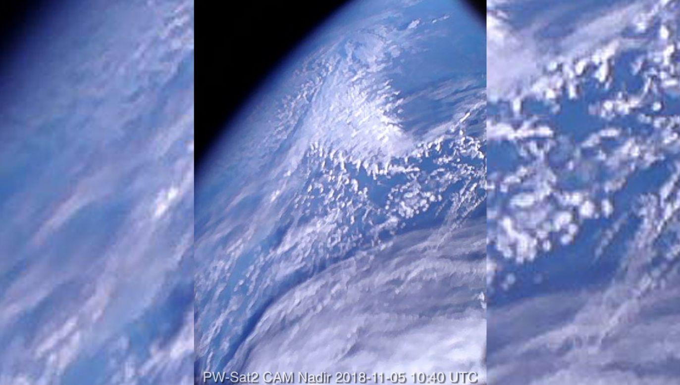 Satelita został skonstruowany przez członków Studenckiego Koła Astronautycznego Politechniki Warszawskiej (fot. PW SAT2)