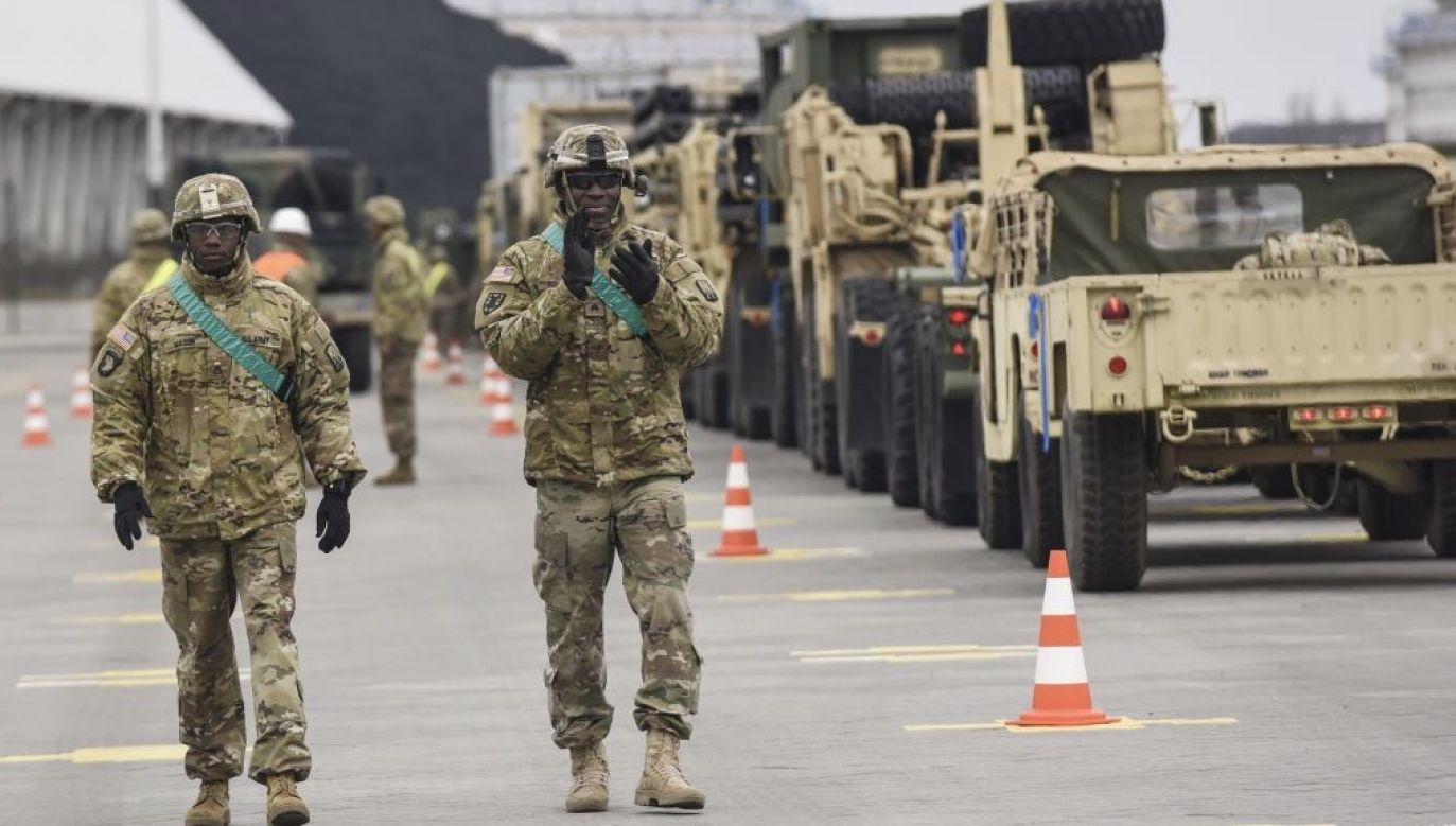 Dzięki umowie w Polsce powstanie wysunięte Dowództwo Piątego Korpusu armii USA (fot. Omar Marques/Anadolu Agency/Getty Images)
