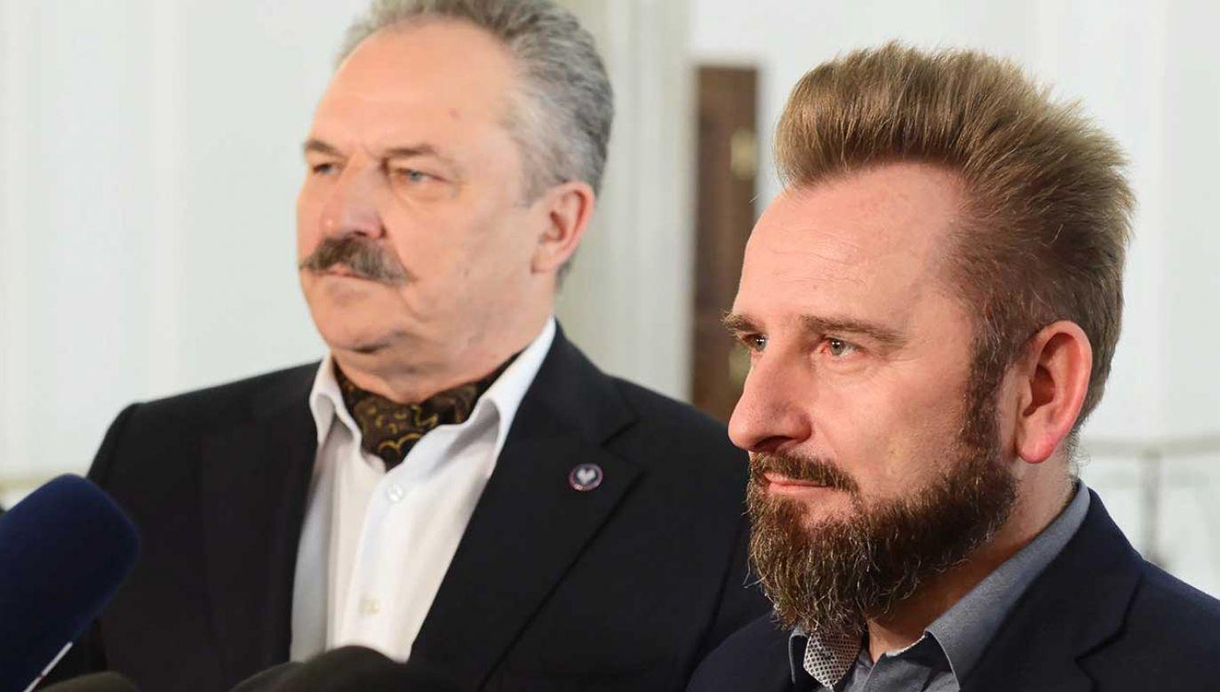 """Federacja chce się poszerzać o """"środowiska miejskie, wolnościowe, centrowe, centroprawicowe"""" (fot. PAP/Jakub Kamiński)"""