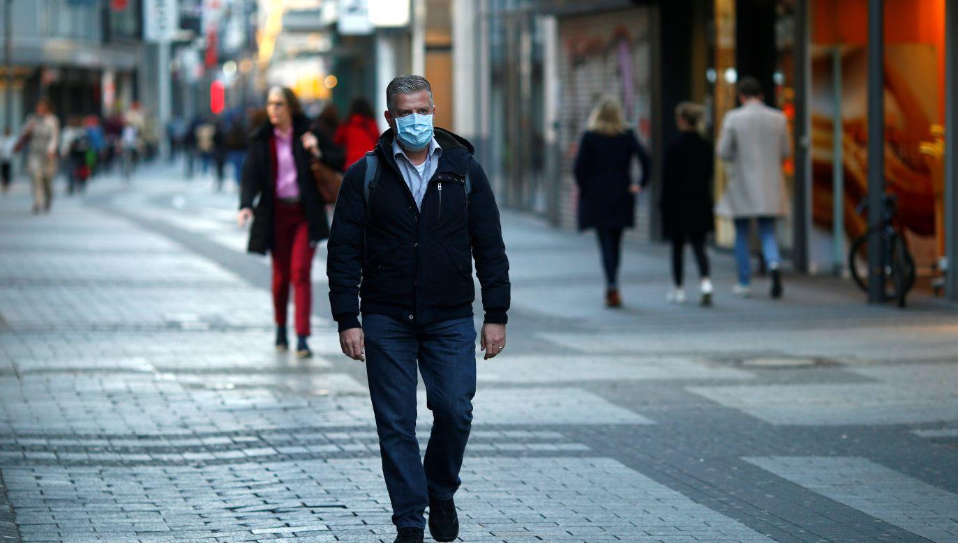 Ulice niemieckiej Kolonii (fot. Reuters/Thilo Schmuelgen)