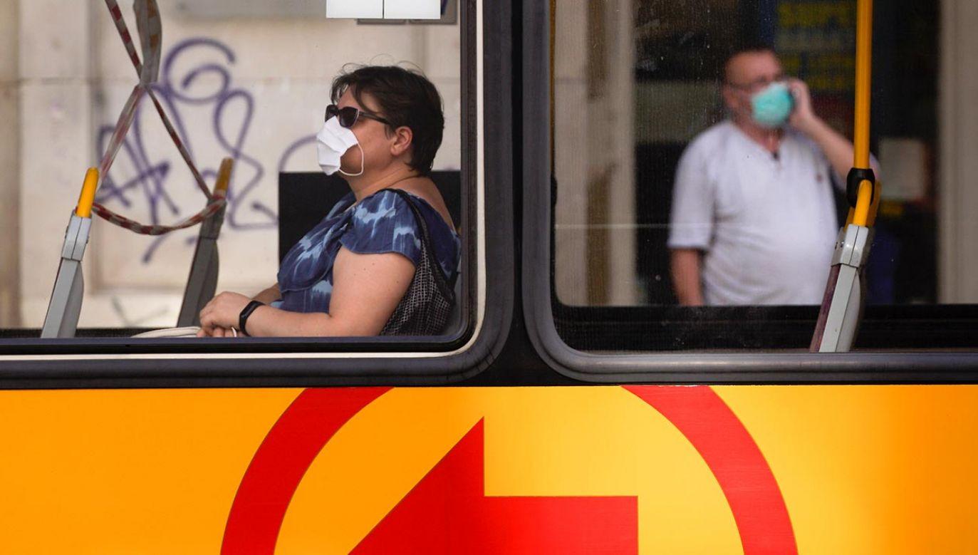 W całej Polsce koronawirusem zakaziło się prawie 47 tys. osób (fot. Jaap Arriens/NurPhoto via Getty Images)