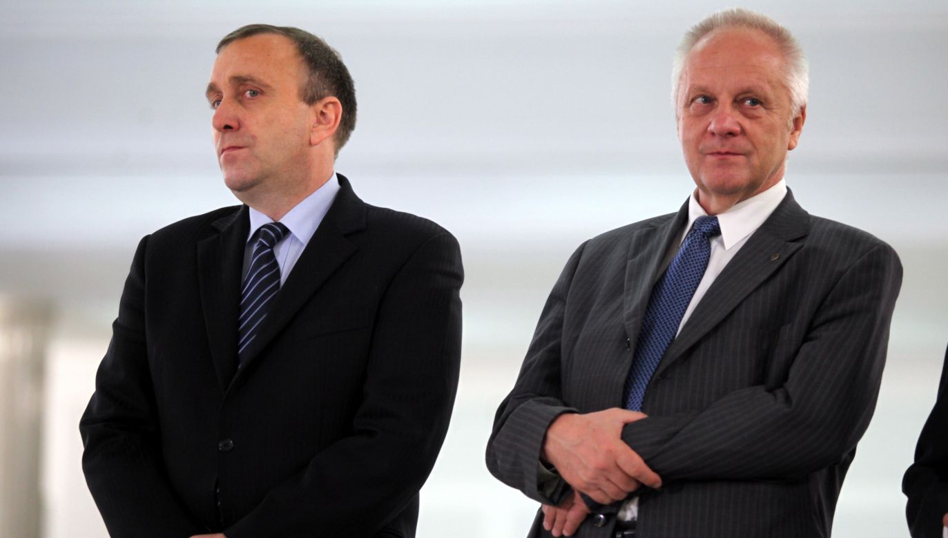 Niesiołowski ma zarzuty w związku z aferą korupcyjną (fot.arch.PAP/Tomasz Gzell)
