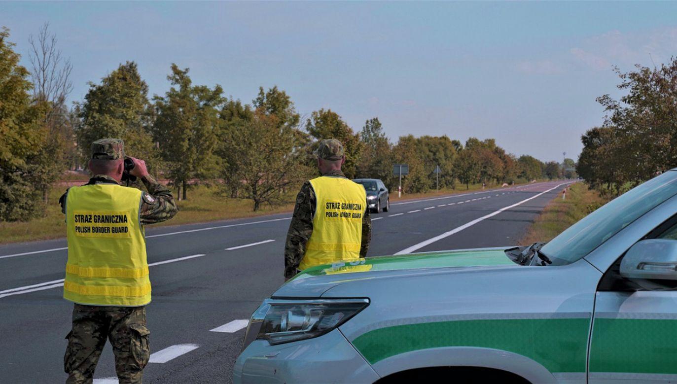 Mężczyźni byli już wcześniej deportowani z UE (fot. bieszczadzki.strazgraniczna.pl)