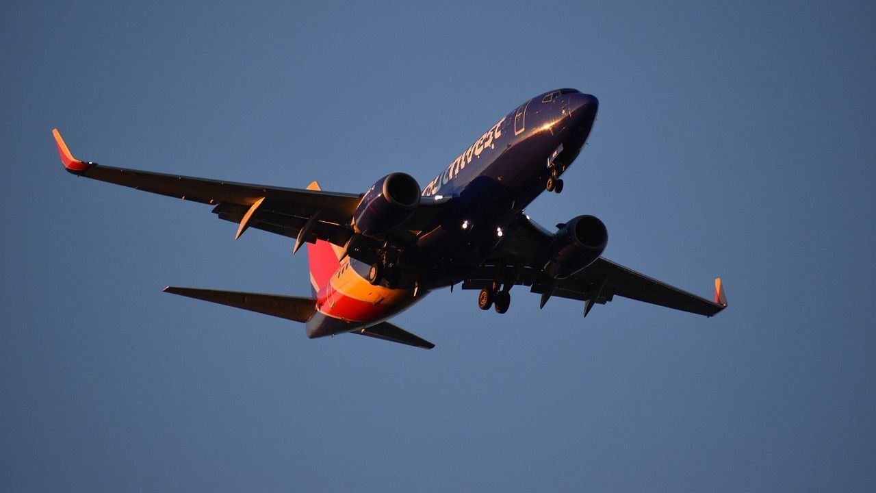 Problemy linii Southwest Airlines (fot. Pixabay)