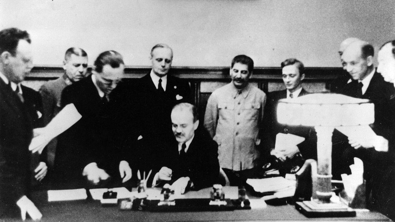 Rosja wciąż zakłamuje historię II wojny światowej (fot. Keystone/Getty Images)