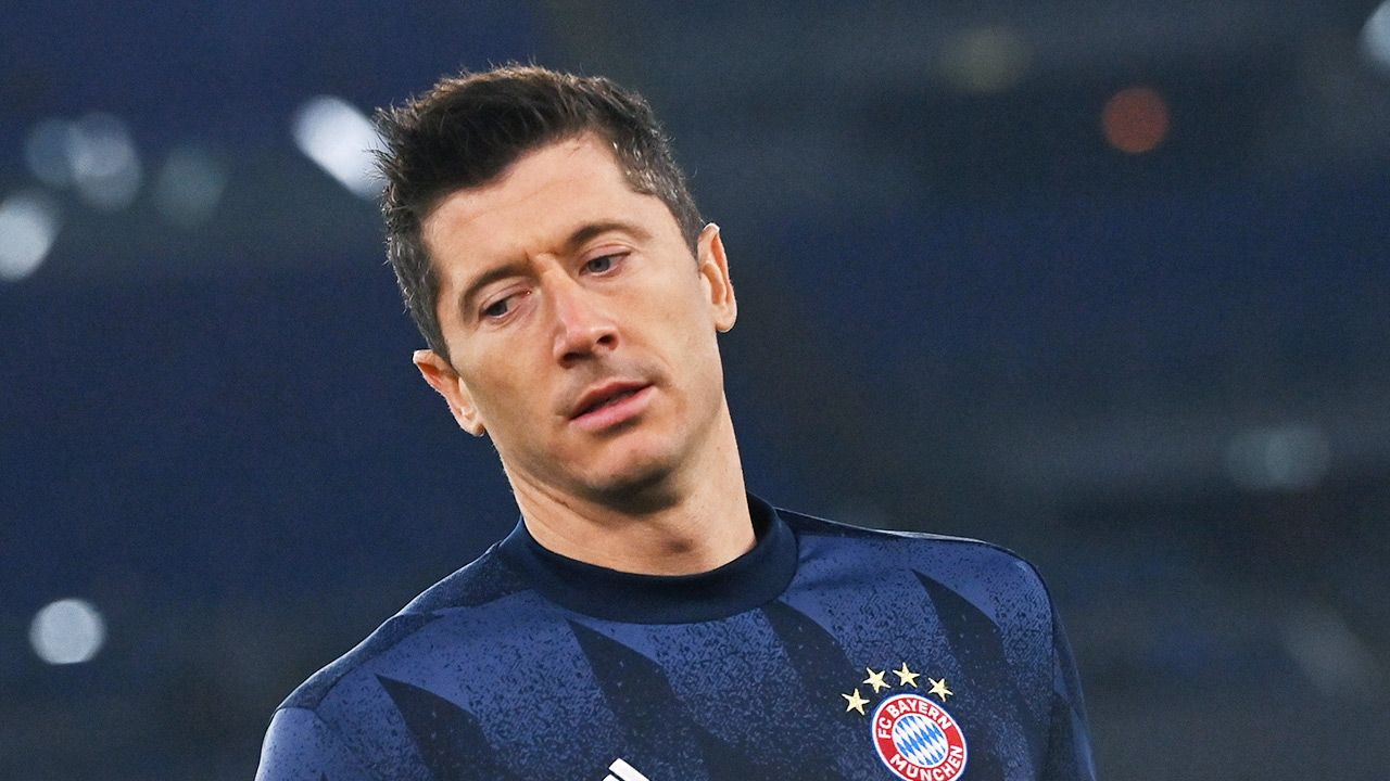 Oskarżony o szantaż miał żądać od Lewandowskiego 20 mln euro (fot. Tullio Puglia - UEFA/UEFA via Getty Images)