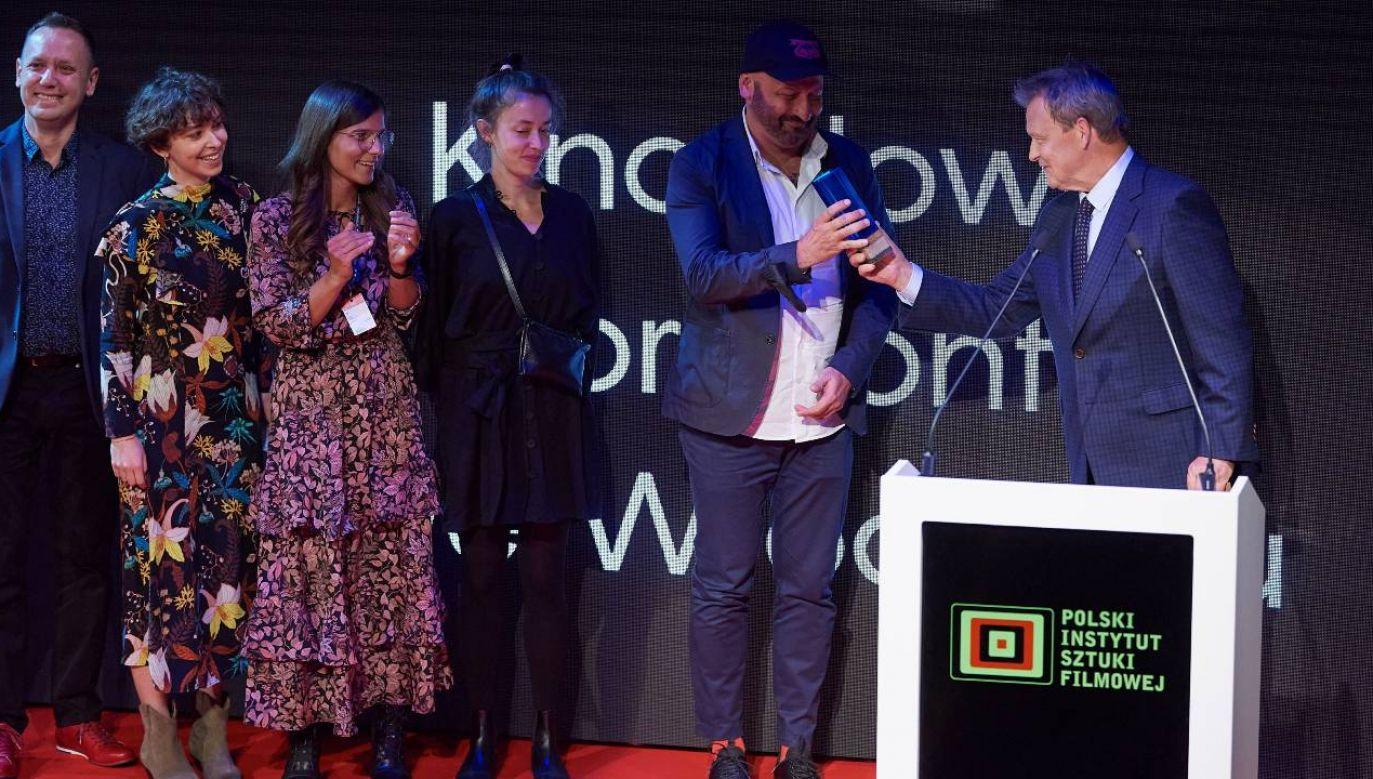 Nagrody PISF są przyznawane od 2008 roku (fot. PAP/Adam Warżawa)