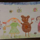 Karolina Misztal, 5 lat