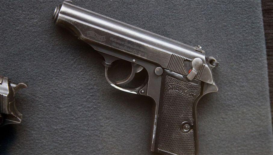 Walther PP był ulubioną bronią Błochina (fot. Vitaly V. Kuzmin)