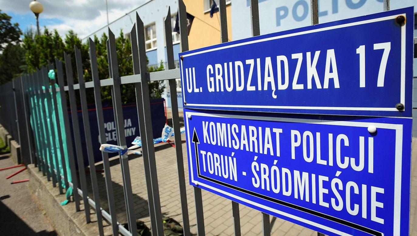 Ranny został jeden funkcjonariusz (fot. arch.PAP/Tytus Żmijewski, zdjęcie ilustracyjne)