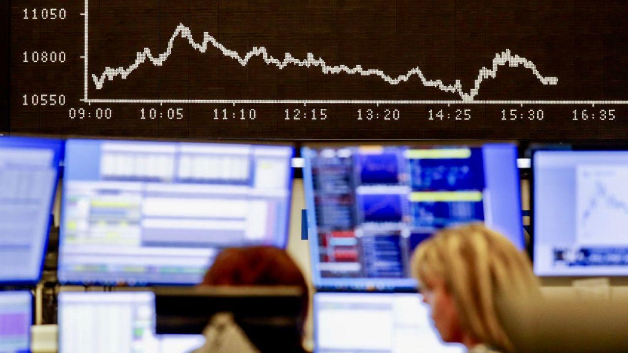 W Polsce gospodarka nie ucierpiała tak bardzo jak w innych krajach UE (fot. Alex Kraus/Bloomberg via Getty Images)