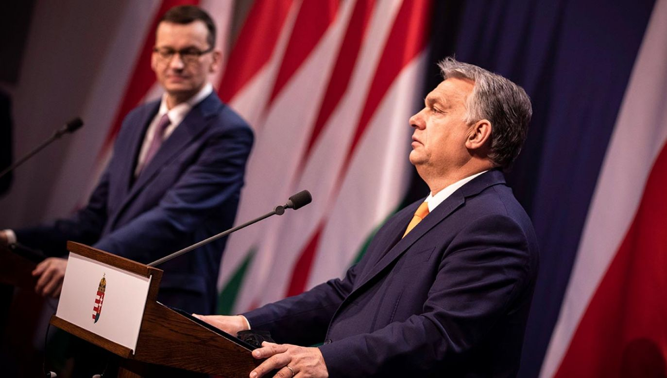 Premier Węgier Viktor Orban (fot. PAP/EPA/Zoltan Fischer/ Hungarian PM' Press Office HANDOUT)