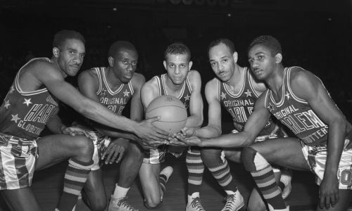 Portet drużyny, 1951. Fot. Getty Images/Bettmann
