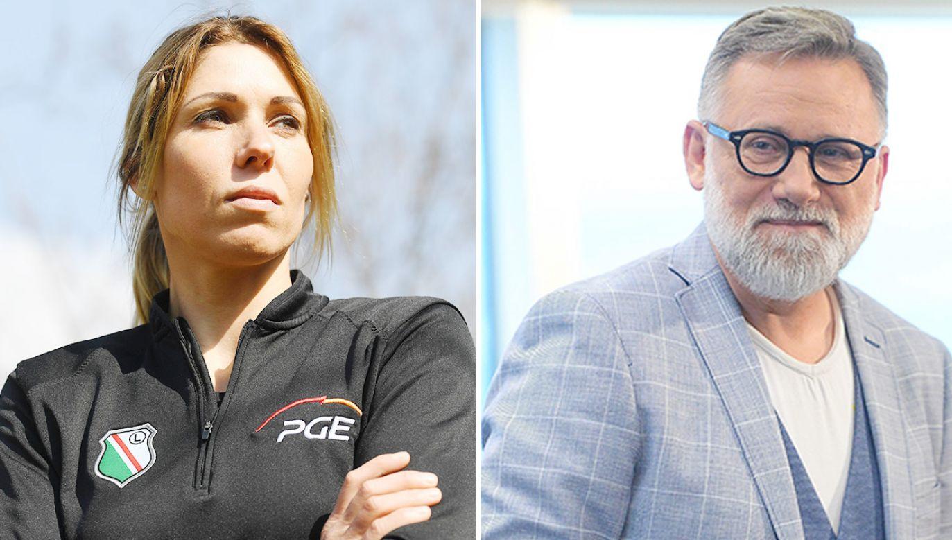 Zofia Klepacka i Andrzej Saramonowicz (fot. PAP/Piotr Nowak, StrefaGwiazd/Stach Leszczyński)