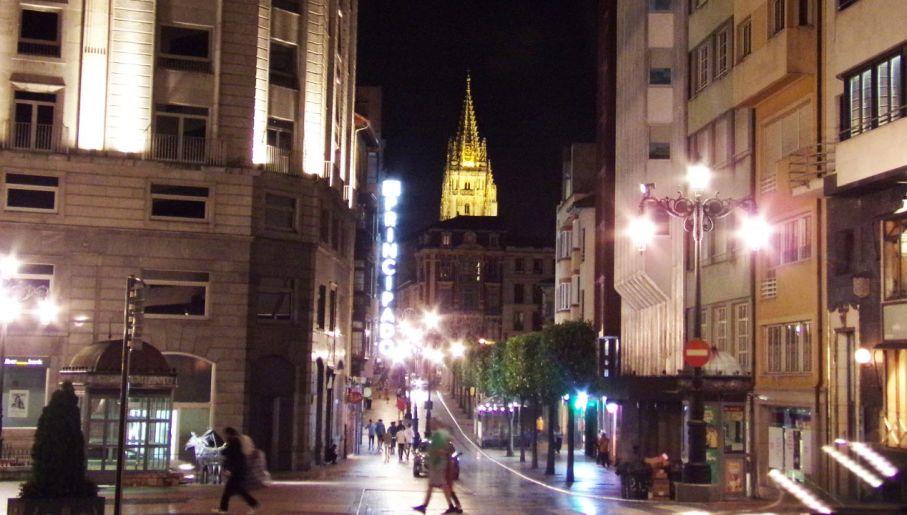 Oviedo w Asturii (fot. portal tvp.info/Beata Sylwestrzak)