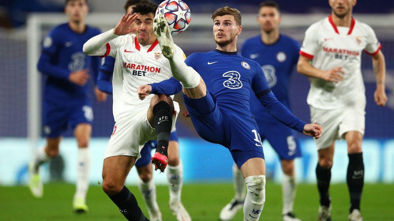 Liga Mistrzów. Chelsea – Sevilla: strzelcy, wynik, relacja (sport.tvp.pl)