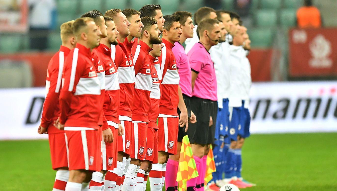 Jerzy Brzęczek ma w kim wybierać przed mistrzostwami Europy (fot. PAP/Maciej Kulczyński)