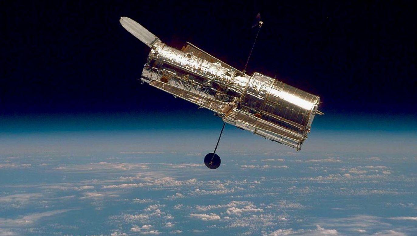 Prace nad teleskopem utrudniła pandemia koronawirusa (fot. NASA via Getty Images)