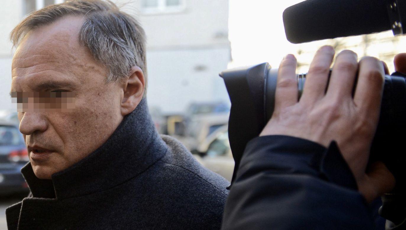 Cz. to znany biznesmen (fot. arch.PAP/Jakub Kamiński)