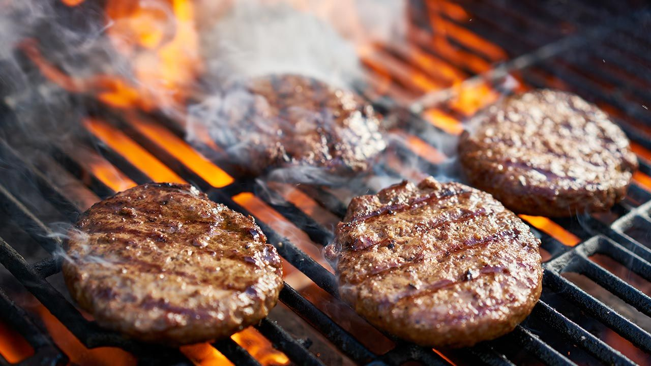 Za burgera od Sidneya Schutte trzeba zapłacić 21 euro (fot. Shutterstock/Joshua Resnick)
