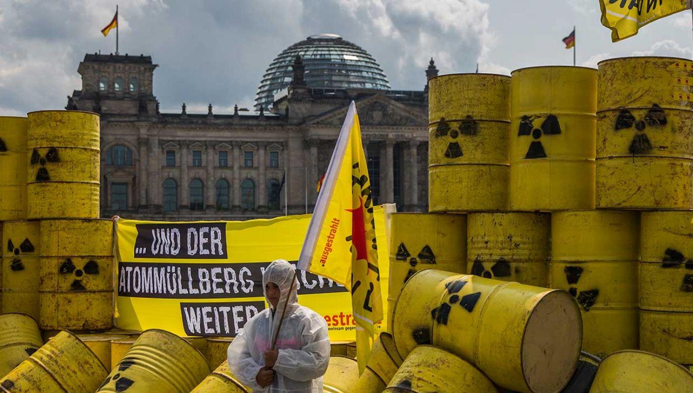 Zieloni w Niemczech są przreciwni zarówno atomowi, jak i używaniu węgla (fot. REUTERS/Thomas Peter)