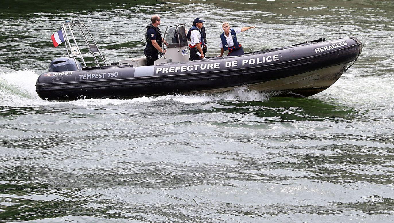 Francuska policja znalazła ponad 760 kg kokainy na wybrzeżu atlantyckim (fot. Laurent Viteur/Getty Images, zdjęcie ilustracyjne)