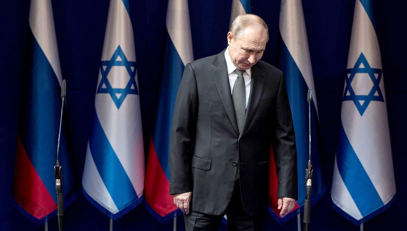 Zdaniem Daniela Frieda, Polska rozlicza się ze swoją historią, czego brakuje Rosji (fot. Heidi Levine/Pool via REUTERS)