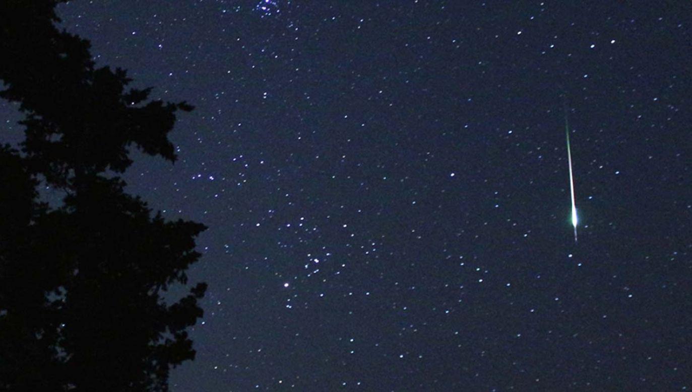 Najpewniej doszło do eksplozji meteorytu (fot. NASA/zdjęcie ilustracyjne)