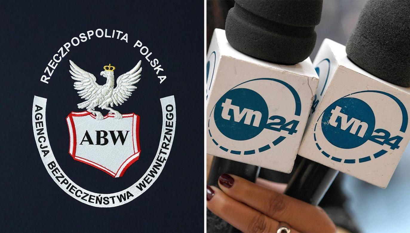W TVN wyemitowano reportaż na temat Jana L. (fot.  PAP/Tomasz Gzell, Darek Delmanowicz)