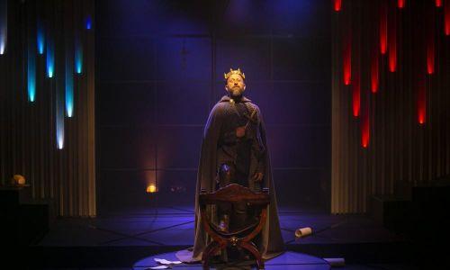 Wojciech Leonowicz jako Pustelnik. Fot. Anna Lem/Teatr Stu