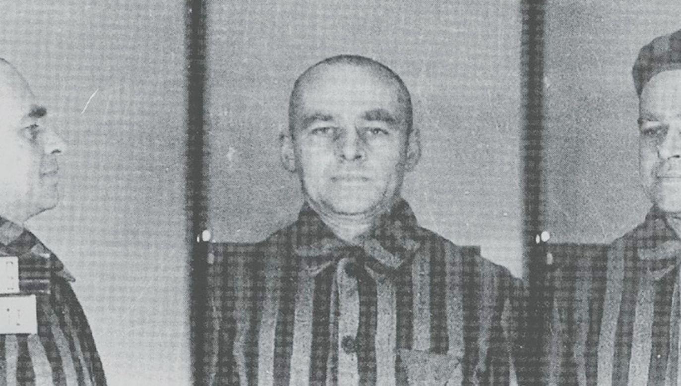 Jack Fairweather o napisaniu biografii pomyślał, gdy przeczytał raport Pileckiego z Auschwitz, w którym pisał on o warunkach panujących w obozie (fot. IPN)