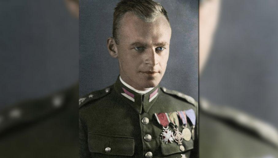 Płużański nawiązał współpracę konspiracyjną z Witoldem Pileckin (fot. Wiki)