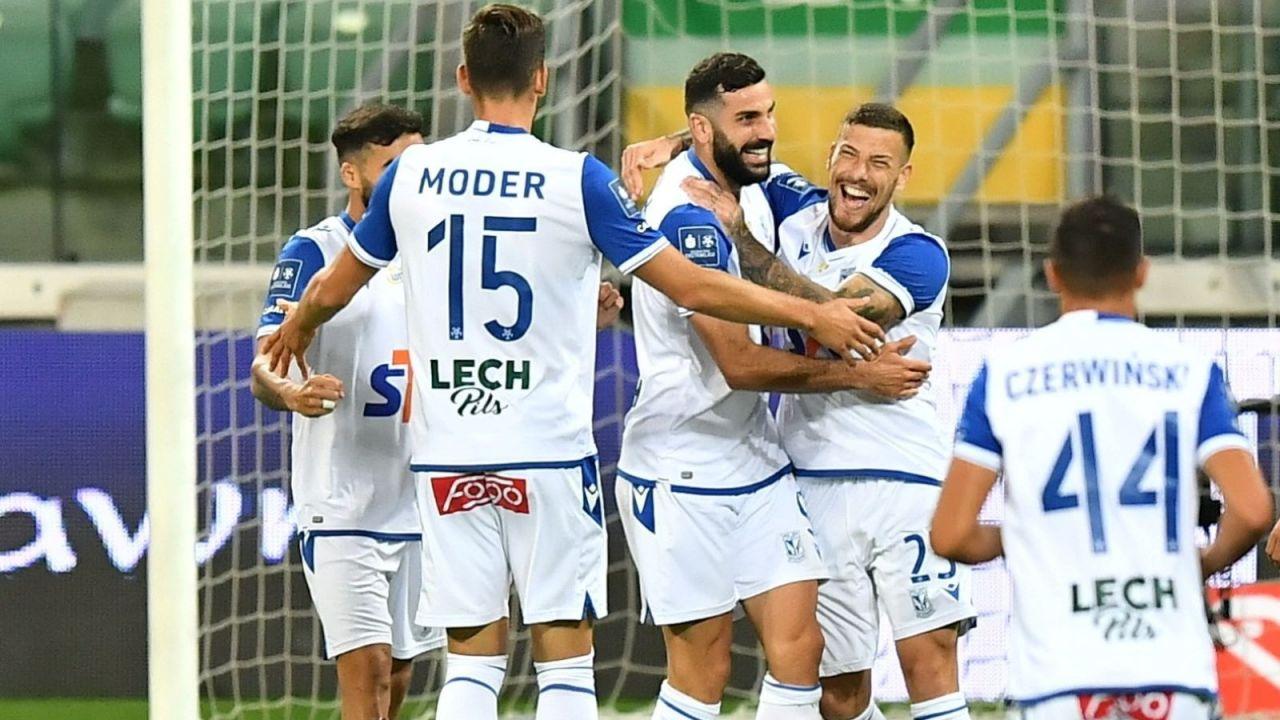 Liga Europy, Hammarby IF – Lech Poznań 0:3. Kolejorz w 3. rundzie eliminacji (sport.tvp.pl)