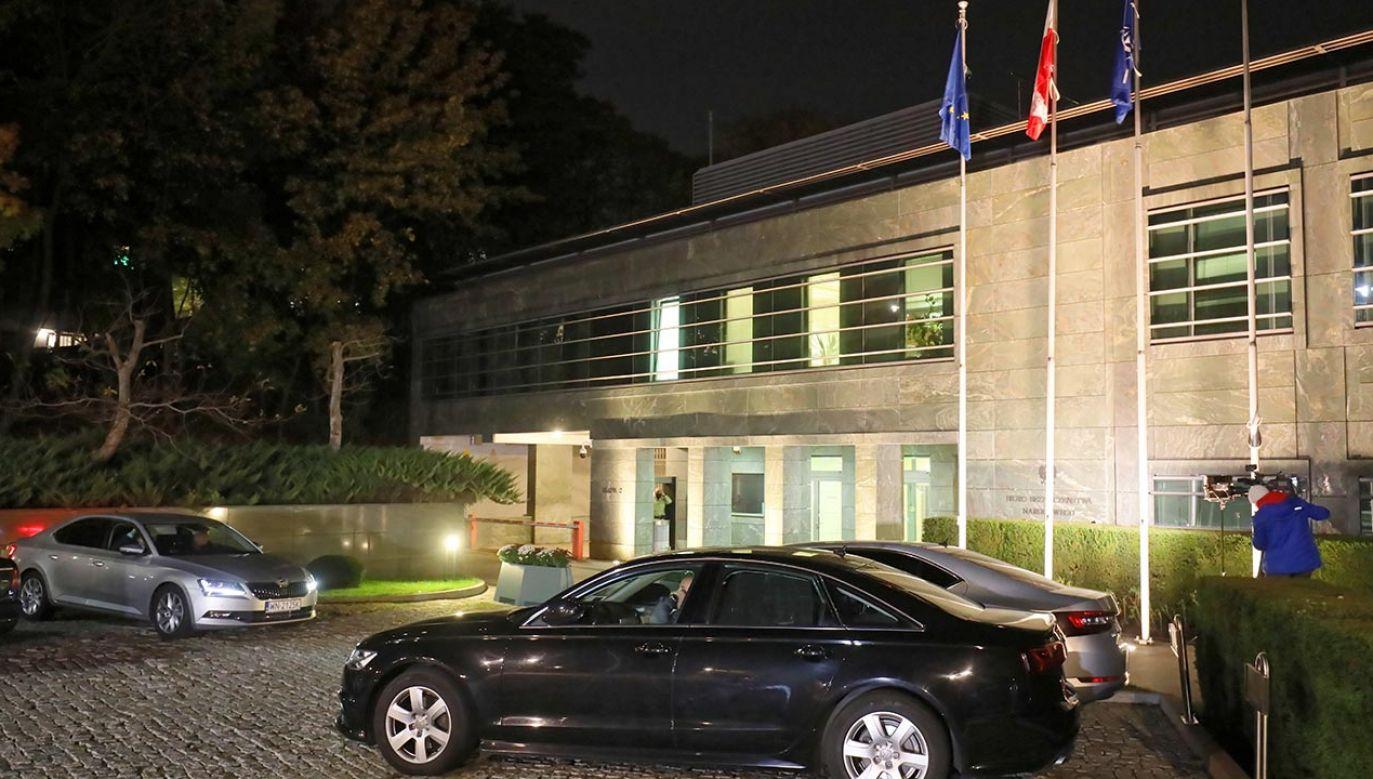 Do BBN prezydent zaprosił premiera i ministrów bezpośrednio odpowiedzialnych za walkę z epidemią (fot. PAP/Paweł Supernak)