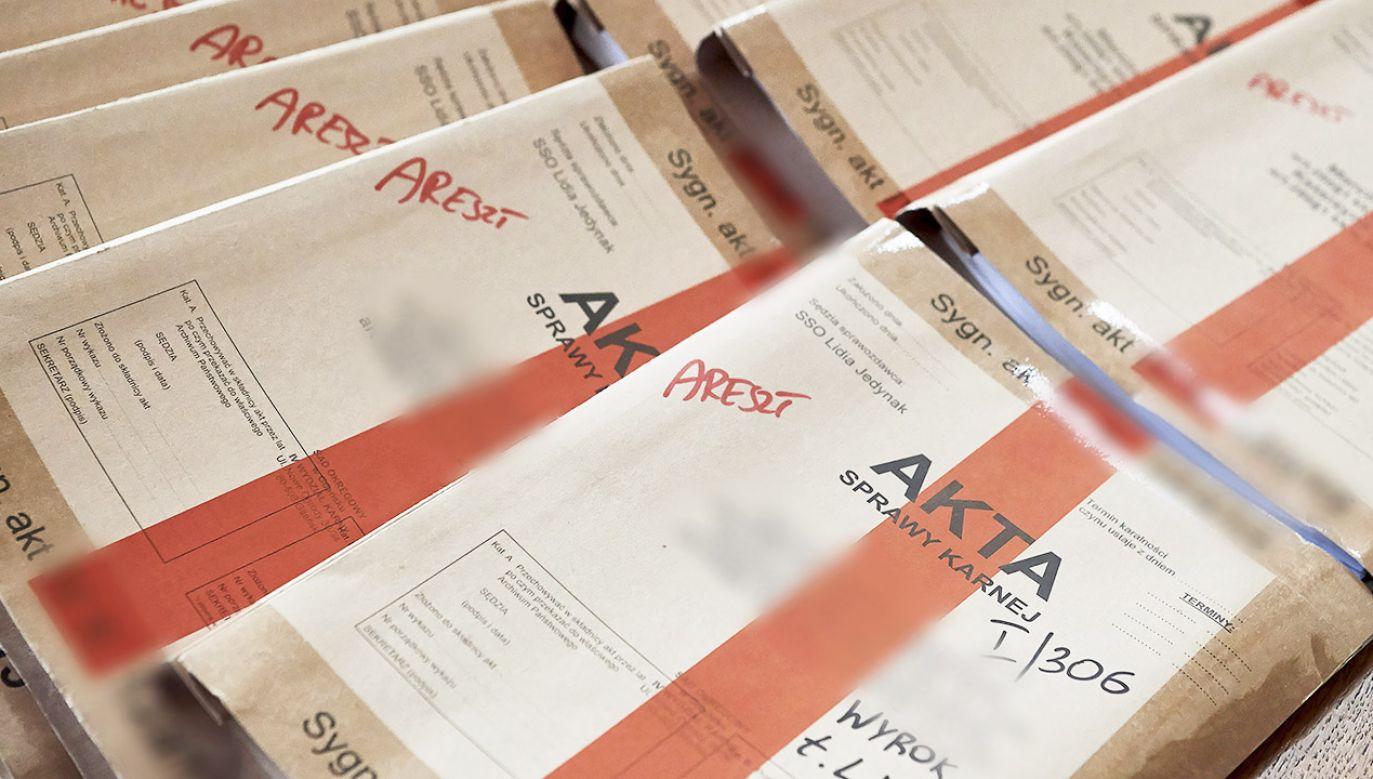 Na kilkudziesięciu posiedzeniach sąd odczytywał nazwiska wszystkich kilkunastu tysięcy pokrzywdzonych (fot. PAP/Adam Warżawa)